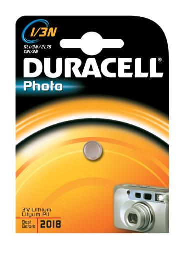 Knapcelle batteri CR1/3N 3V