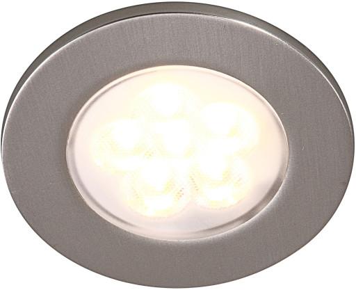 LED indbygnings- og påbygningsspot
