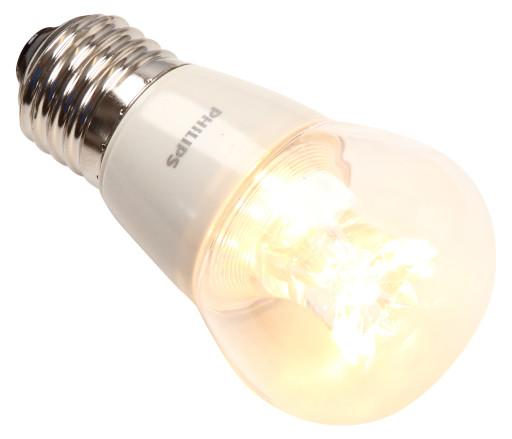 Philips Krone LED pære 4W
