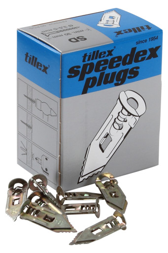 Tillex gipsplugs 9-13mm