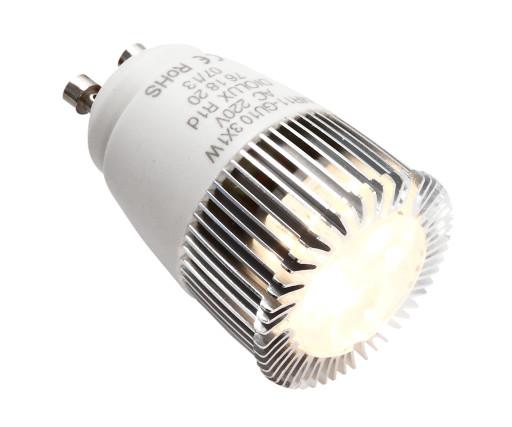 Diolux Mini GU10 LED pære 3,5W