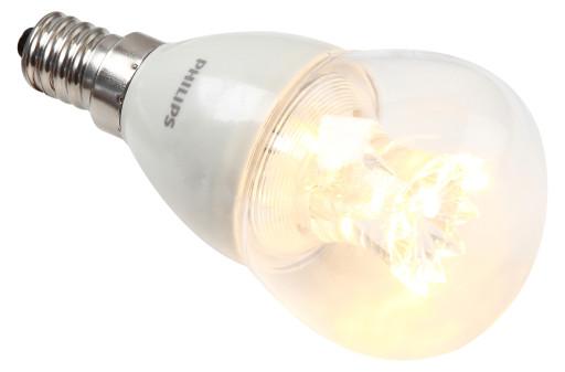 Philips Master 4W LED kronepære