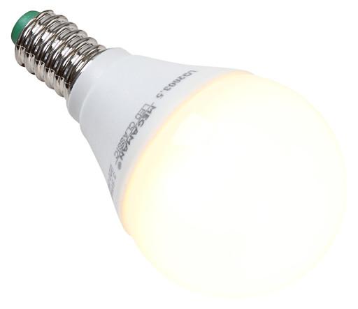 Megaman E14 LED pære 3,5W