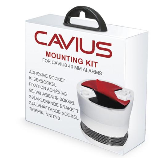 Underlag til Cavius alarmer 40mm