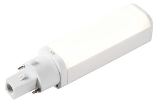 Philips 6,5W PL-C LED rør erstatter 18W PL rør