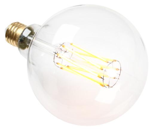 Vintage LED Globepære 2,5W Ø125