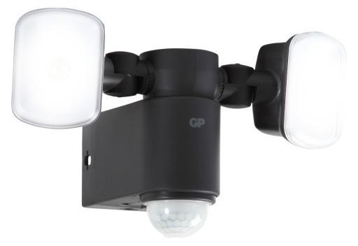 Safeguard RF2.1 batteri LED projektør