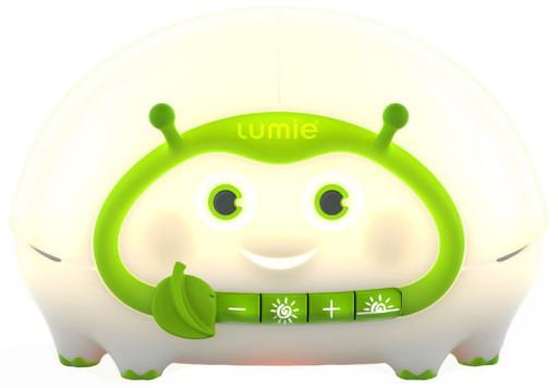 Lumie Bedbug natlampe / vågelampe til børn