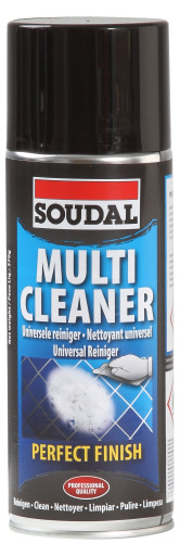 Soudal Multi Cleaner 400ml.