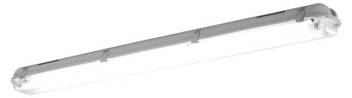 Modus stænktæt lysarmatur 2x36W IP65