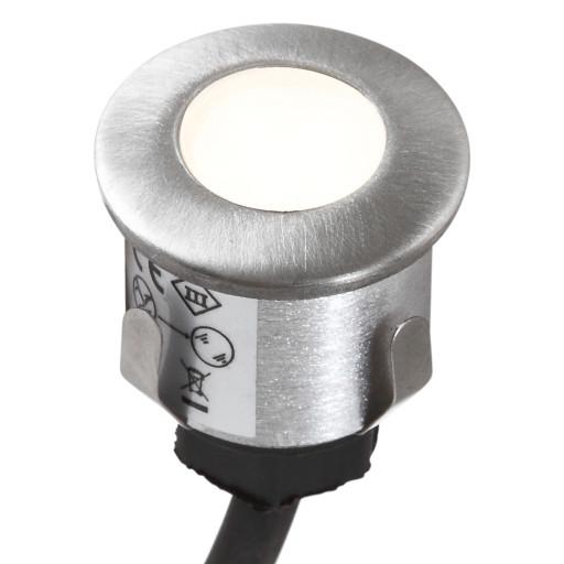 Hortus LED indbygningsspot rund Ø35