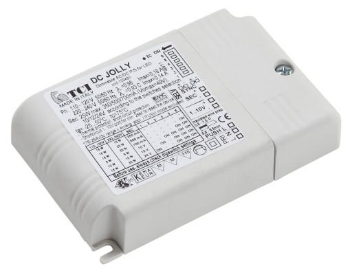 DC Jolly dæmpbar LED Driver 350/500/700mA