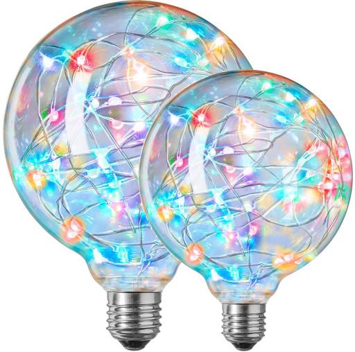 """Nielsen Light RGB LED Globepærer """"Sprinkler"""""""