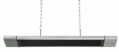 Hortus fjernbetjent terrassevarmer Panelmodel 900/1800W