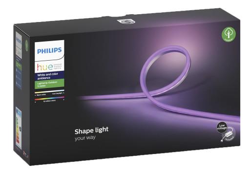 Philips Hue Color Udendørs LED bånd 5 meter