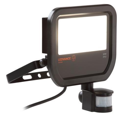 Ledvance LED projektør 50W med sensor
