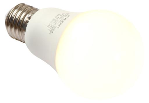 "Civilight E27 LED pærer med ""Dim-to-Warm"""