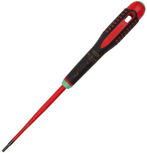 Bahco Slim-Blade Torx 10 skruetrækker 1000V