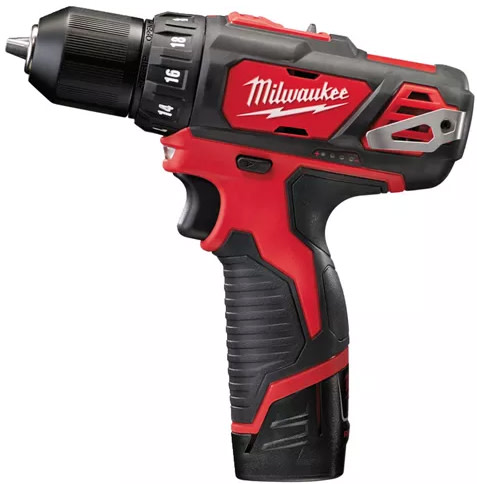 Milwaukee M12 Fuel akku bore- & skruemaskine 2,0Ah