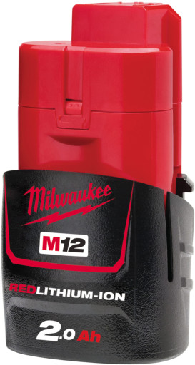 Milwaukee M12 batteri 12V 2.0Ah