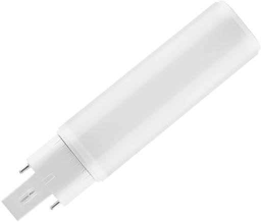 Osram LED rør Dulux D 5W erstatter 13W PL rør