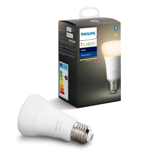 Philips Hue E27 White LED pære