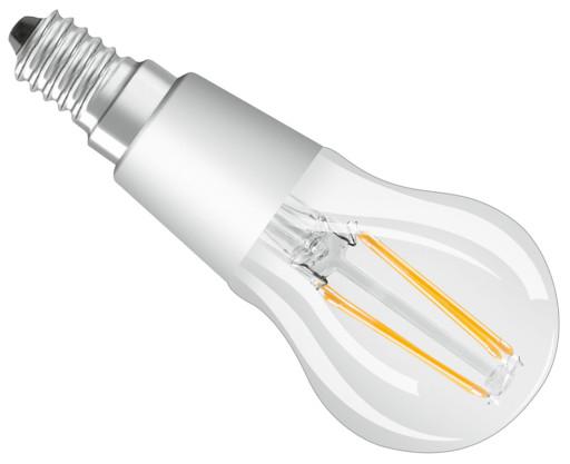 Osram Ra95 E14 klar LED kronepære 5W