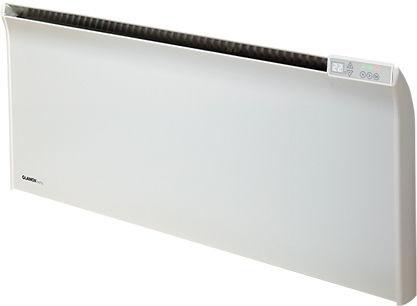 Glamox elradiator 230V med digital nat/dag/uge sænkning