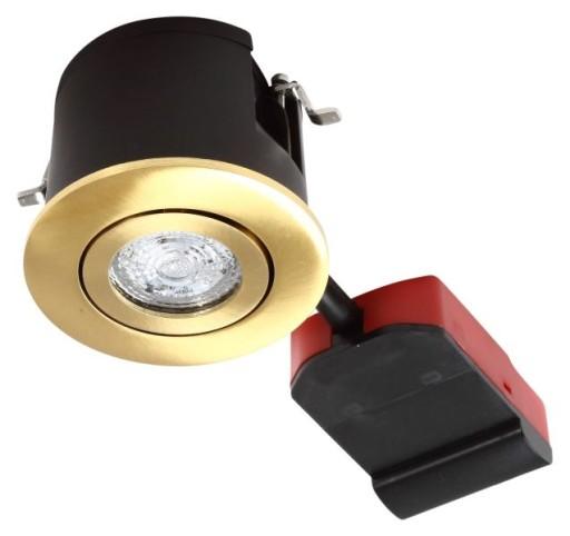 Osram 4-you LED spot Messing Ra97