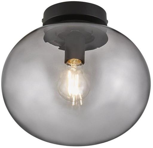 Nordlux Alton røgfarvet glas loftslampe