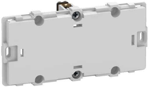 Blænddæksel 2 modul vandret