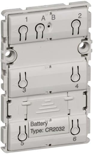 IHC Wireless batteritryk med 6 slutte