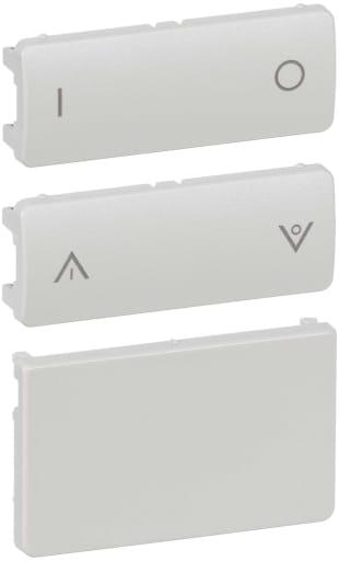 IHC Wireless batteritryk med 2 slutte tangenter