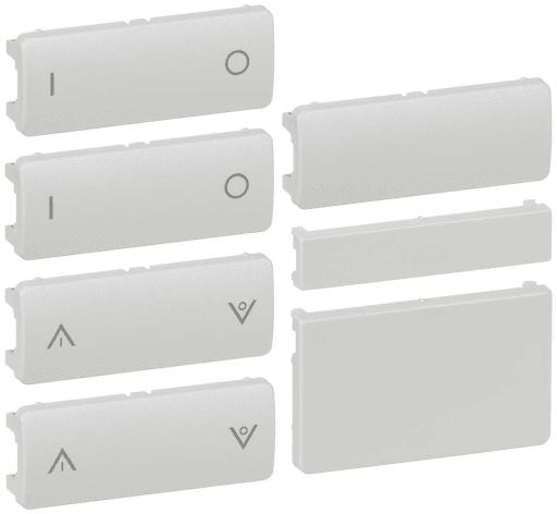 IHC Wireless batteritryk med 4 slutte tangenter
