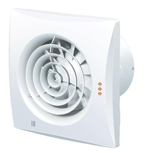 fugtstyring til ventilator