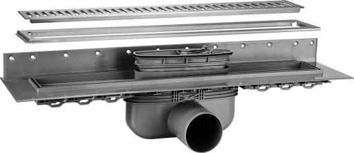 Fantastisk Køb Purus Line Komplet Pakke 800 mm, Vandret Ø50 mm 155822608 DY17