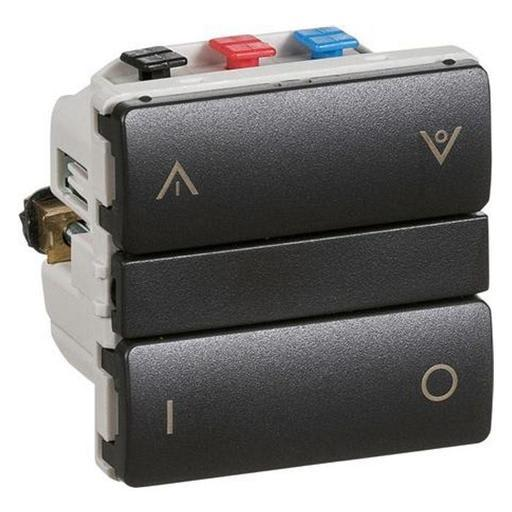IHC Wireless fjenbetjent afbryder med relæ