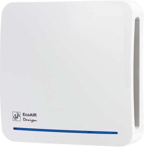 S&P EcoAIR badeværelsesventilator