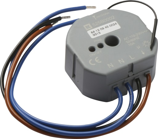 IHC Wireless output relæ for indbyning