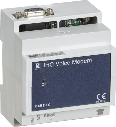 IHC Control Voice-Modem