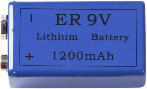 Lithium Ultralife batteri 9V