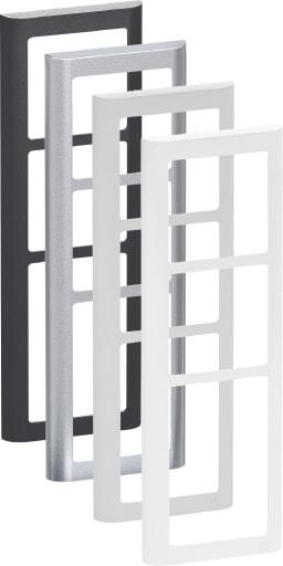 LK Fuga Design ramme 63 Soft 3,5 modul