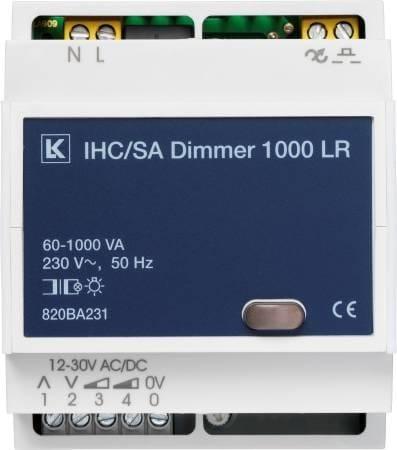 IHC Control Lysdæmper 1000LR