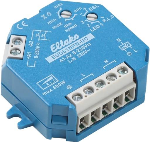Eltako lysdæmper for 100W LED