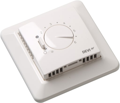 Devireg 530/532 elgulvvarme termostat