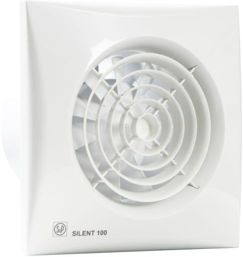 S&P silent 100CZ Standard ventilator