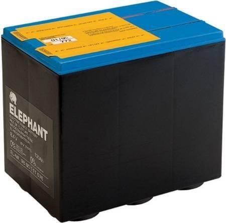 Oxygenbatteri 8,4V/130A