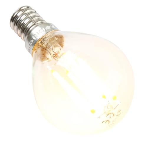 Proxima E14 krone LED pære 4W