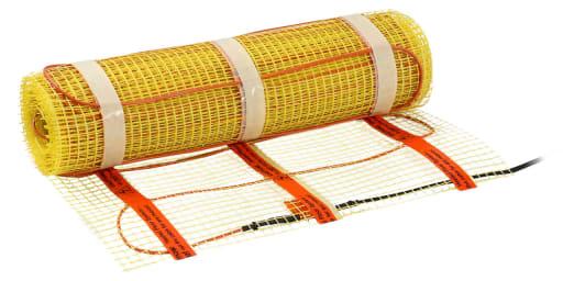 Heatcom gulvvarmemåtte 500W 4,9m²