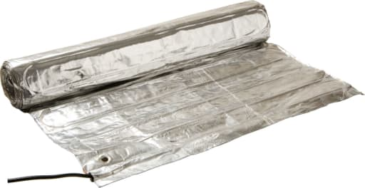 Heatcom Alu-mat elgulvvarme 80W 1m²